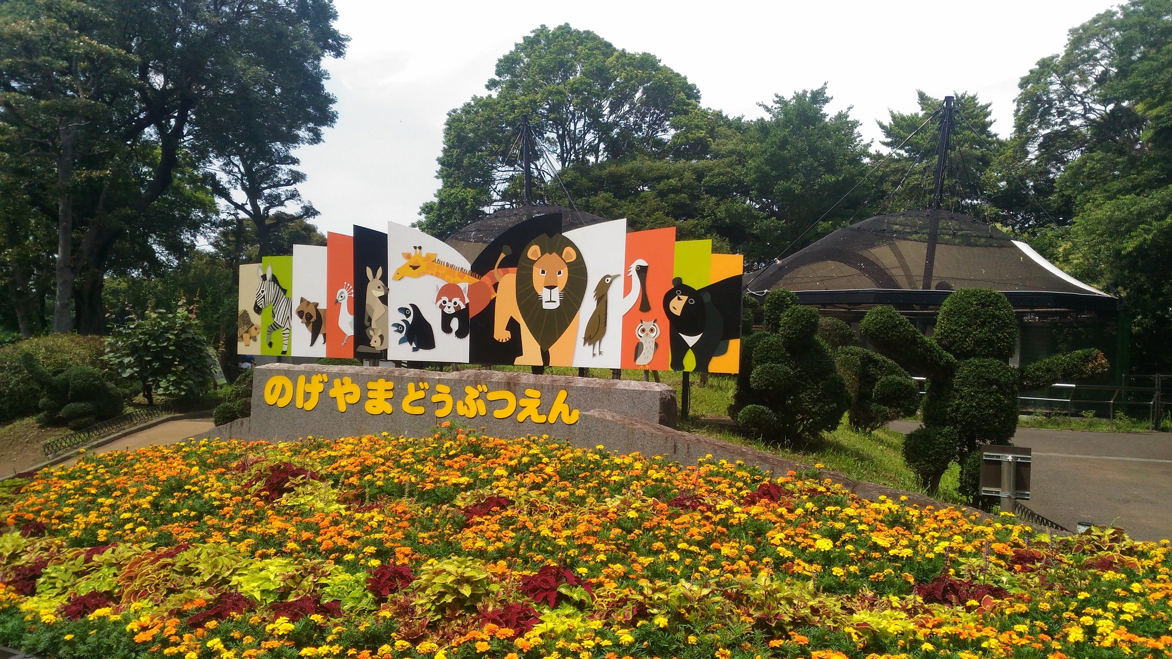 野毛山動物園(のげやまどうぶつえん)